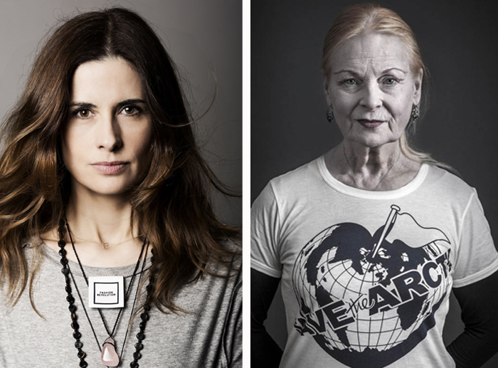 14.07.11 vivienne westwood and livia firth