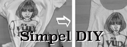 header simpel diy