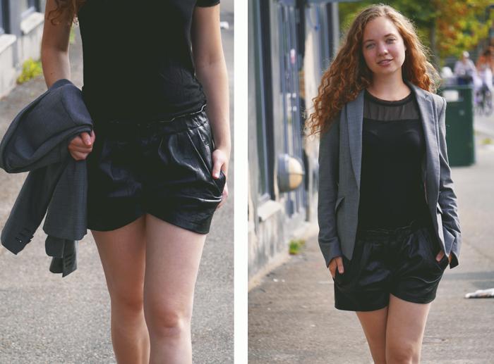 14.09.05 liv i shorts blazer
