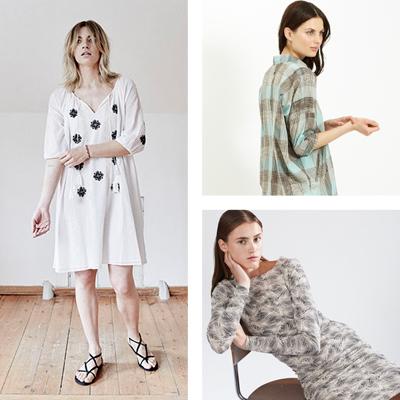 Bæredygtigt tøj - Kjoler og skjorter