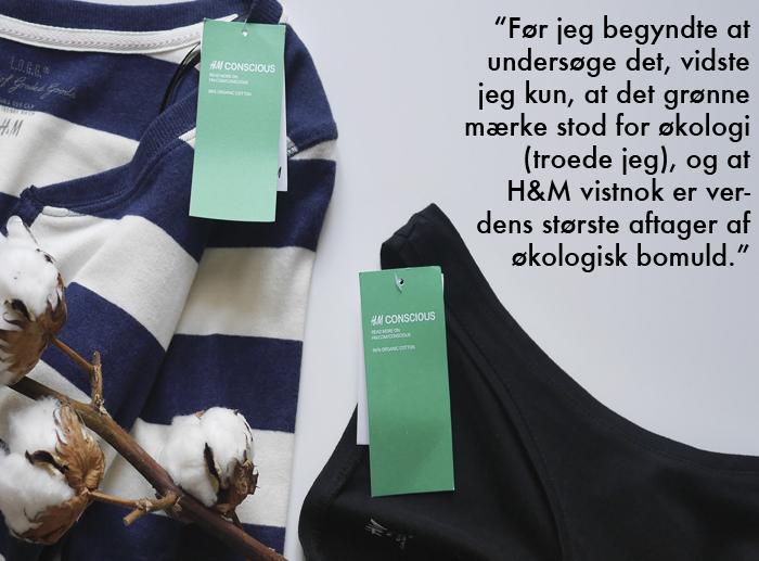 13c6e6428238 Gæsteindlæg  Mettes tanker omkring H M og økologisk tøj ~ BedreMode.nu