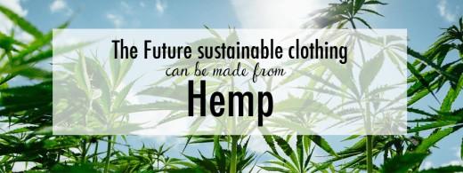 future sustainable fashion from hemp
