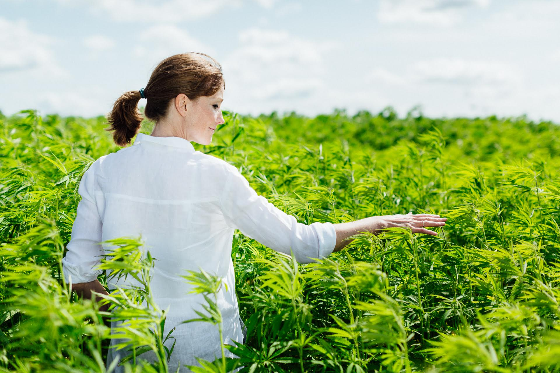 rachel kollerup makes hemp in denmark