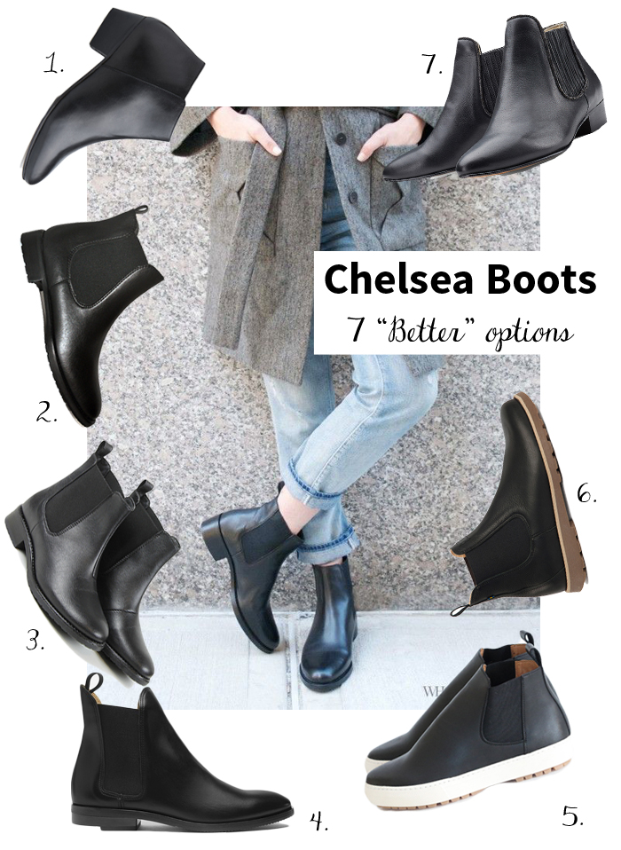 chelsea boots better options