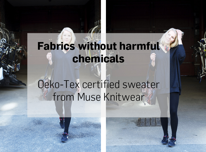 fabrics without harmfull chemicals
