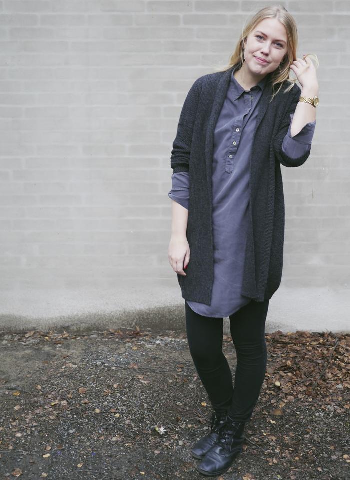 vinter outfit med leggins1