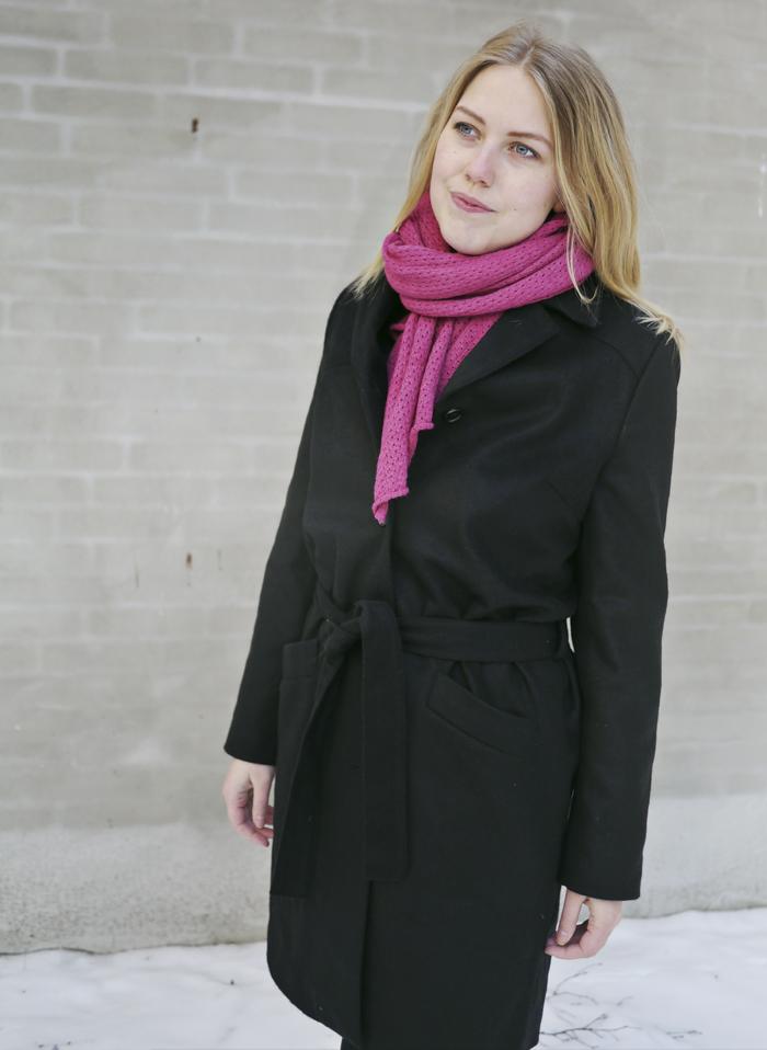 Skall Studio Jakke bobby coat