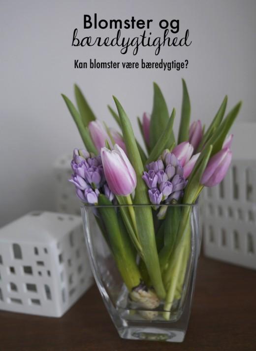 kan blomster være bæredygtige