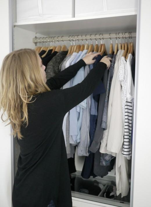 garderobe makeover johanne2