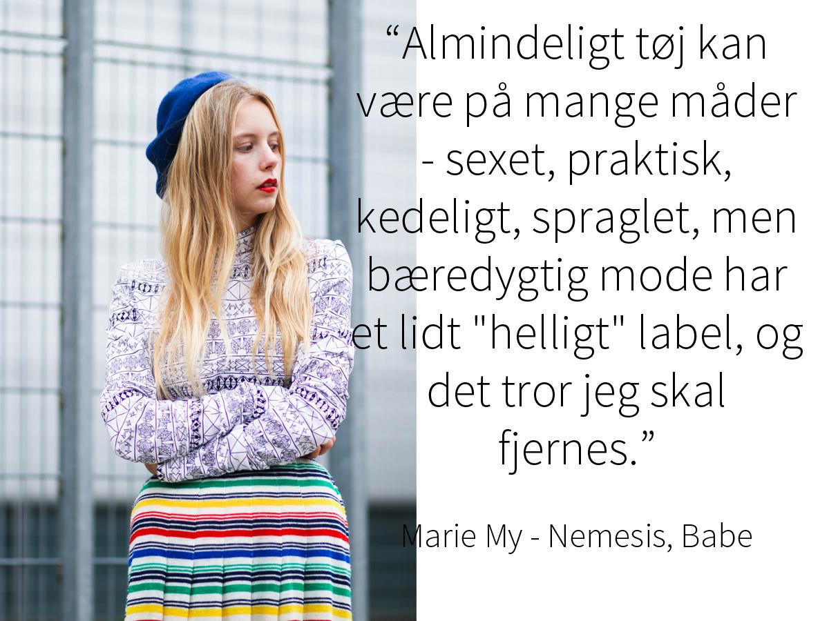 Quote nemesis babe