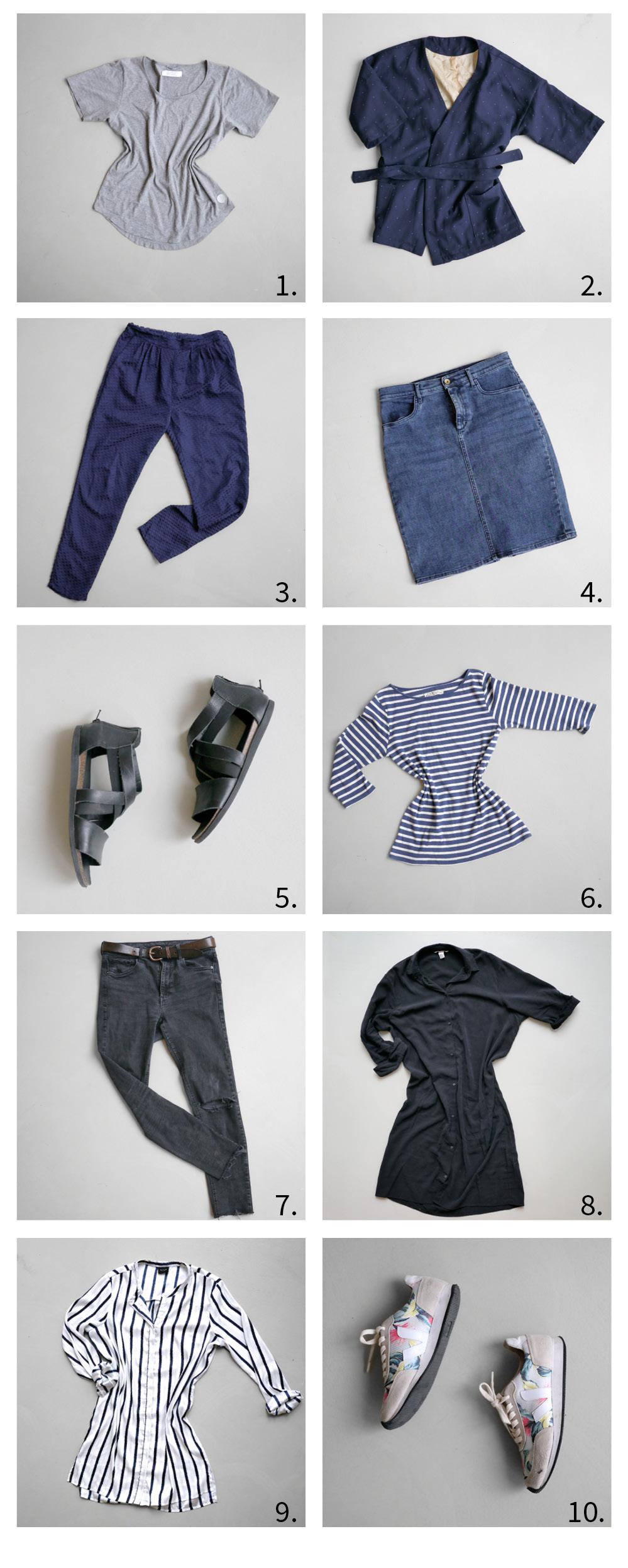 10x10 bedremode challenge 10 items