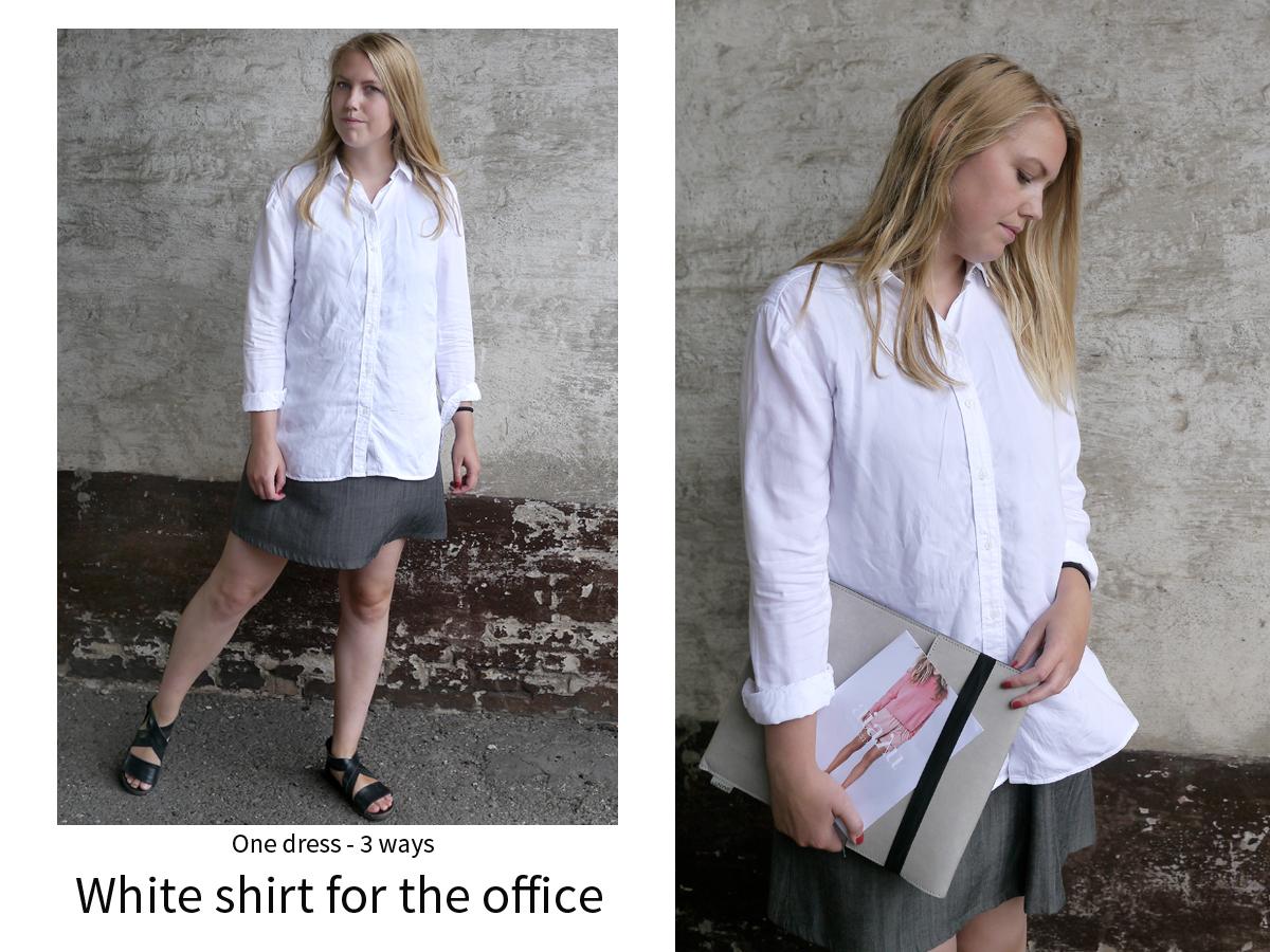 en kjole 3 outfits 2