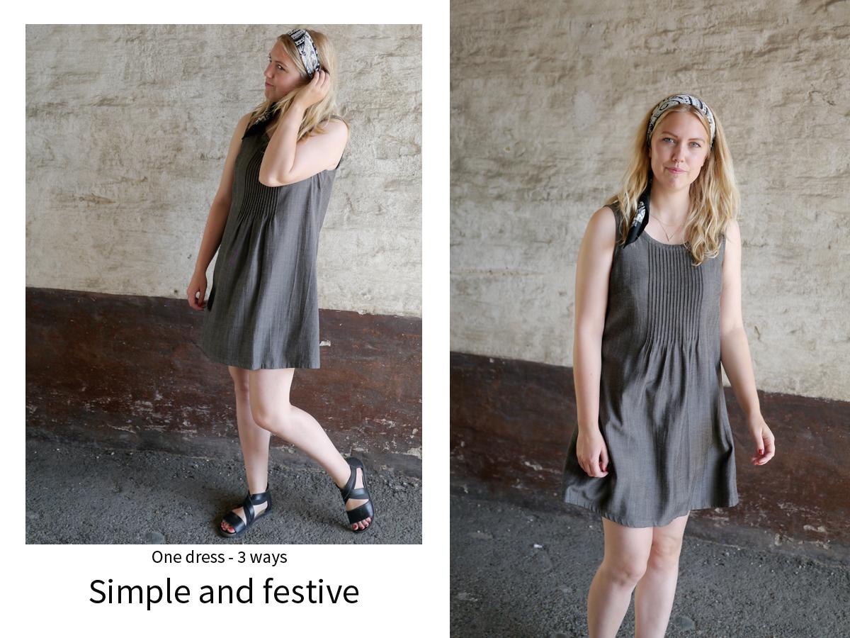 en kjole 3 outfits 8