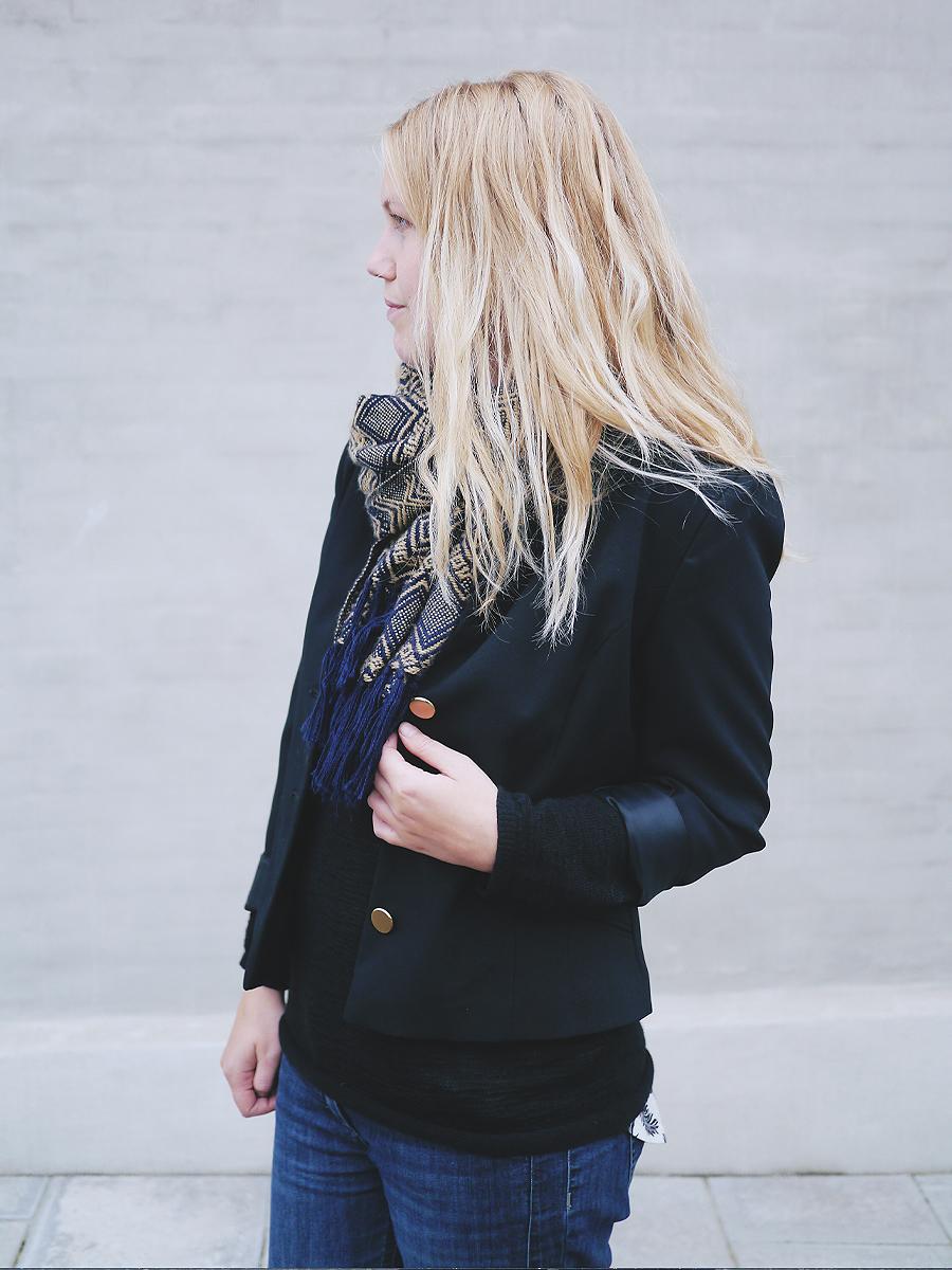 et lånt outfit 3