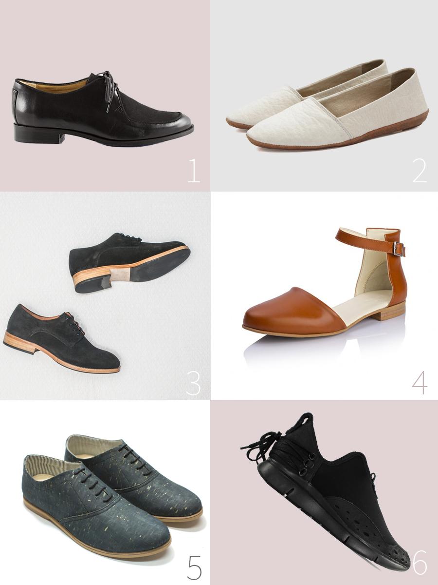 Pæne bæredygtige sko 1