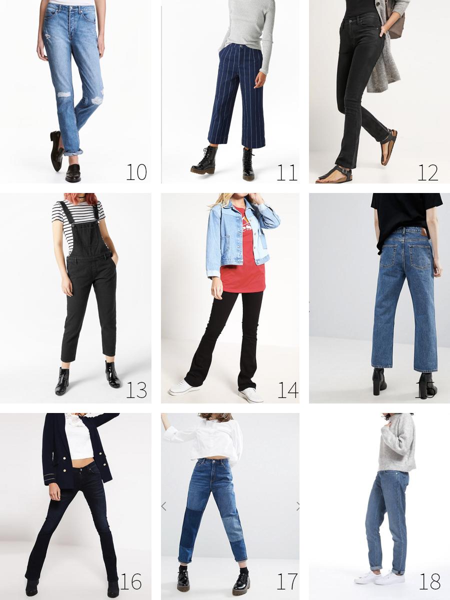 non skinny jeans2