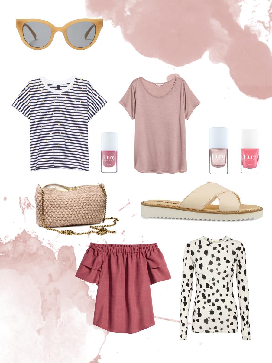 hvilke farver til pink