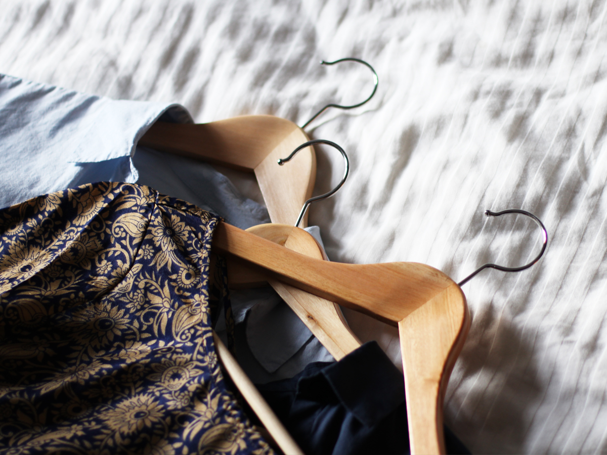 garderobeoprydning 2