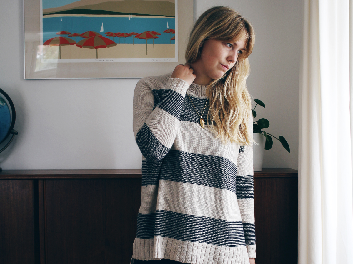 3 måder at style stribet sweater 1_1