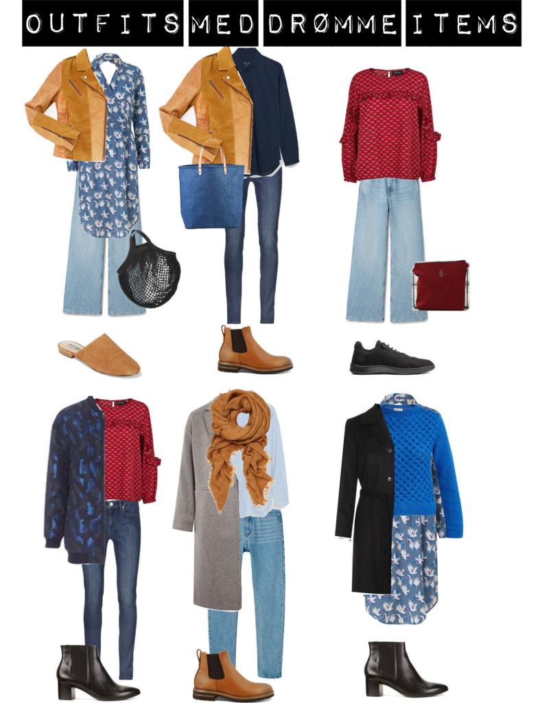 drømme outfits